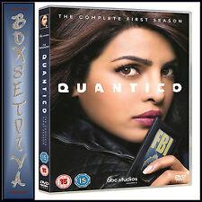 Quantico Season 1 Series One First DVD Region 4