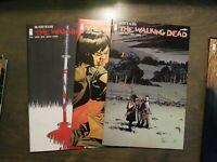 Walking Dead 3 book lot #145,146,147 NM (2015) Image comics Kirkman