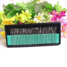 Nail File Drill Kit Electric Manicure Pedicure Acrylic Portable Salon Machine