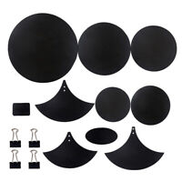 Drum Practice Mute Pad Head Pad Sets Drum Silencer Sound Off Blocks Belt Mat IE
