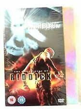 Pitch Black/the Chronicles of Riddick [DVD], , Used; Good DVD