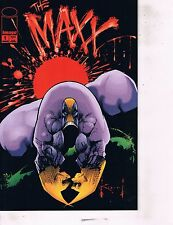 Lot Of 4 Image The Maxx Comic Book #1 2 9 11 AB7