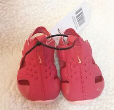 Nike Sandals Infant Sunray Protect 2 (Td) Tropical Pink Size 2C