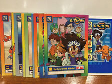 PICK A CARD Digimon Animated Series 1 Cards NEAR MINT