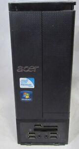 Acer Aspire AX3910-U4022.PENTIUM E800 @3.20ghz.8GB RAM.W10 H 250gb HDD