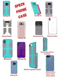 Speck Phone Case for Samsung Note, Galaxy, Galaxy+, iPhone, iPhone+, iPhone X