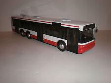 1/43 City Bus Neoplan N4020 red/white