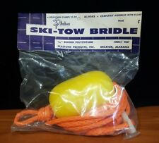 Plastone Ski Tow Bridle Adjustable New old stock Water ski