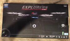 KII Toys Explorers 4 Channel Remote Control 007 Spy Quadcopter 2.4G