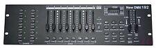 New 192 DMX Console DMX512 Control Panel/Stage DJ Party Controller