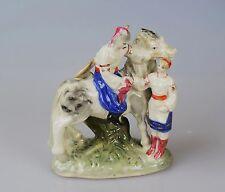 Porzellanfigur Porzellan Pferd Paar  Russland  !