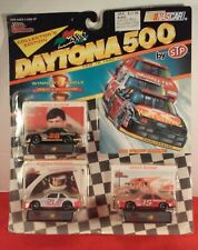 Vintage Daytona 500 Winner's 3 Car Set Die-Cast Car Allison Bodine NASCAR 1:64