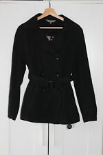 New Look Maternity Belted Trench Coat, Size 14