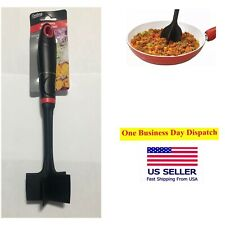 New listing Soft Grip Ground Beef Meat, Fruits Chopper Masher Cooking Concepts- Free Shipp