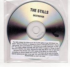 (GP358) The Stills, Destroyer - DJ CD