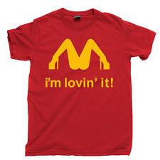 I'M LOVIN' IT Slash T Shirt Tour Band Tee
