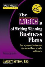 Rich Dad's Advisors®: The ABC's of Writing  Winning Business Plans: How to Prep