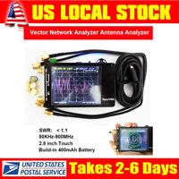Nanovna 50KHz-900MHz Vector Network Analyzer VNA VHF UV UHF HF Antenna PA