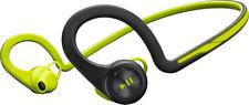 Auricolari e cuffie verde sport con riduzione del rumore