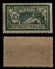 MERSON Vert n°143, Neuf * = Cote 35 € / Lot Timbre France