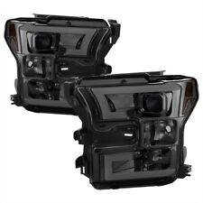 Spyder Auto 5083678 Light Bar DRL LED Projector Headlights 2015-2017 Ford F-150