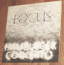 VINYL LP Focus - Hamburger Concerto ATCO Records SD 36-100 / Prog George Pir
