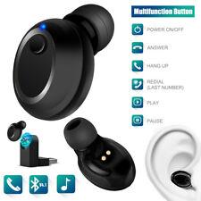 In Ear Kopfhörer Mini Bluetooth Wireless Kabellos Sport Stereo Headset Ohrhörer