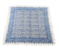 Orient Decke Tischdecke Tagesdecke Paisly  150 x 100 cm handbedruckt