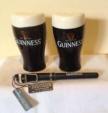 GUINNESS pen and Salt & Pepper shakers set