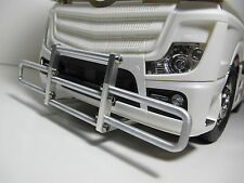 Custom Aluminum Front Bumper Guard for Tamiya 1/14 Semi Mercedes Benz Actros