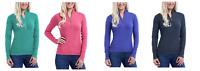 NEW Eddie Bauer Ladies' Half Zip Pullover - XS / M / L / XXL