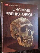 L'Homme Préhistorique F. Clark HOWELL 1965 ARTBOOK by PN