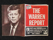 1964 Highlights of the Warren Report JFK Kennedy Assassination Collector's Editi