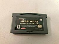 Star Wars: Flight of the Falcon (Game Boy Advance, 2003) - TESTED