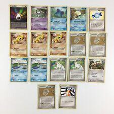 Lot De 132 Carte Pokemon Wizard, Tempête de Sable + 80 Energie + 37 Topps