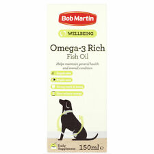 Bob Martin Omega 3 Fish Oil 150ml