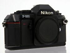 Nikon F-301 Kamera camera Gehäuse Body - (33124)