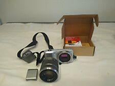 Sony Alpha NEX-3 Interchangeable Lens Digital Camera w/18-55mm Lens silver