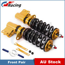 for HOLDEN Commodore Coupe VT-VX-VY-VZ Front Only Coilovers Suspension Coilover