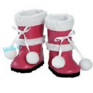 """Adora 18"""" Friends Pink Boots  SKU#20553031 Ages 6+"""