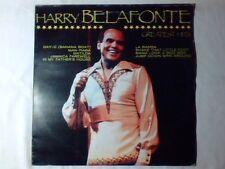 HARRY BELAFONTE Greatest hits lp ITALY UNIQUE RARISSIMO VERY RARE!!!