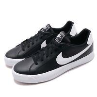 Nike Court Royale AC Black White Men Lifestyle Casual Shoes Sneakers BQ4222-002