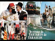 TARASCON (13) FETE trés animée en 1986 / LE RETOUR de CHASSE de TARTARIN