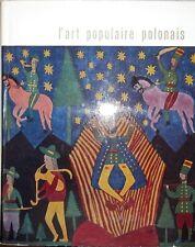 L'Art populaire Polonais, Sculptures, Peintures, Architecture POLOGNE, Jackowski