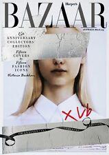 Harper's Bazaar,Victoria Beckham,Christian Louboutin,Marc Jacobs,Karl Lagerfeld