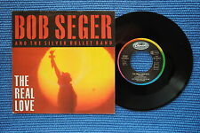 BOB SEGER AND THE SILVER BULLET BAND / SP CAPITOL 20 4435 7 / 1991 ( NL- EEC )