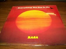 Rasa-Everything You See Is Me-LP-*Sealed*-Iskcon-RA 106-Vinyl Record-VG+