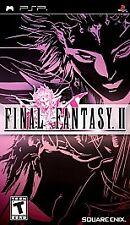New listing Final Fantasy Ii (Sony Psp, 2007)