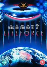 LIFEFORCE  DVD NEW SEALED FREEPOST
