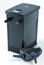 Oase Filtomatic 25000 CWS Teichfilter Set mit Oase Aquamax Premium 8000 u. UVC